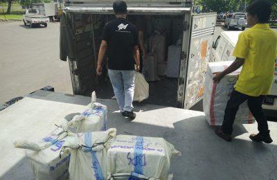 Kami siap melayani permintaan pengiriman barang ke seluruh wilayah Indonesia dan juga Luar Negeri.